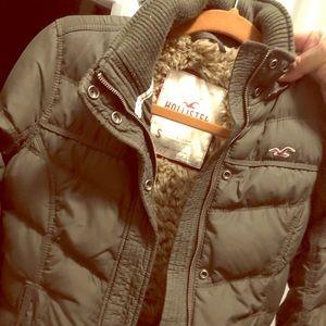 Women's Hollister bomber jacket